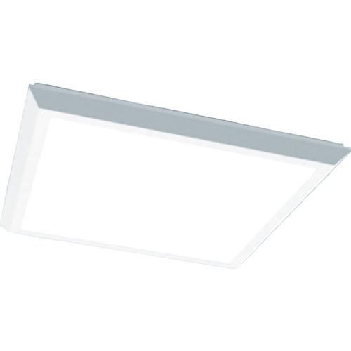 【直送】【代引不可】IRIS(アイリスオーヤマ) 直付型LEDベース照明 スクエア 7000lm 昼白色 IRLDBL-70CL-N-SQ53