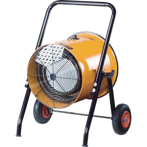 【直送】【代引不可】ナカトミ 電気ファンヒーター ISH-10KT