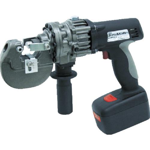 育良精機 コードレス油圧式パンチャー IS-MP15LX