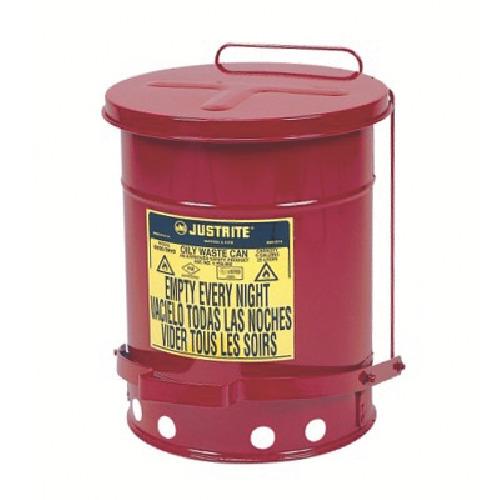 ジャストライト オイリーウエスト缶 6ガロン J09100