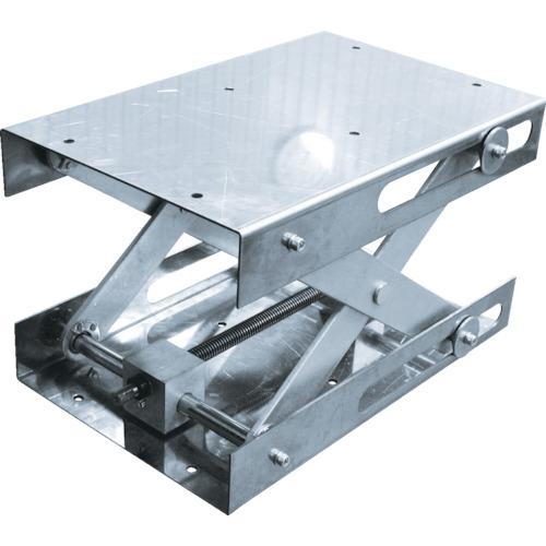 【直送】【代引不可】スペーシア テーブル昇降機 手動式 JB-812