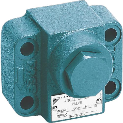 ダイキン工業 ライトアングルチェック弁 0.5MPa JCA-T03-50-20