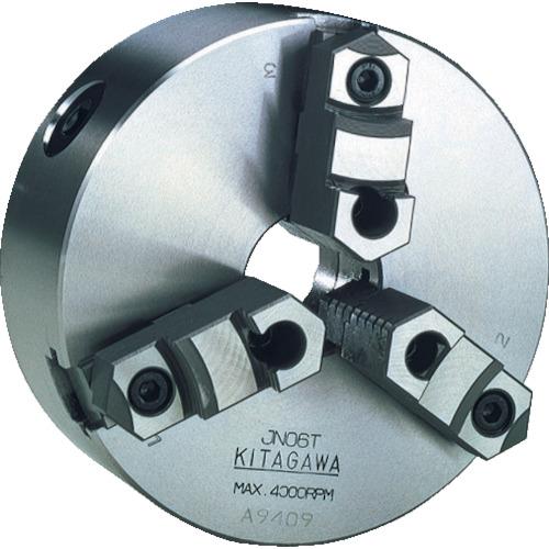 【直送】【代引不可】北川鉄工所 スクロールチャック 273mm 3爪 分割爪 JN10T