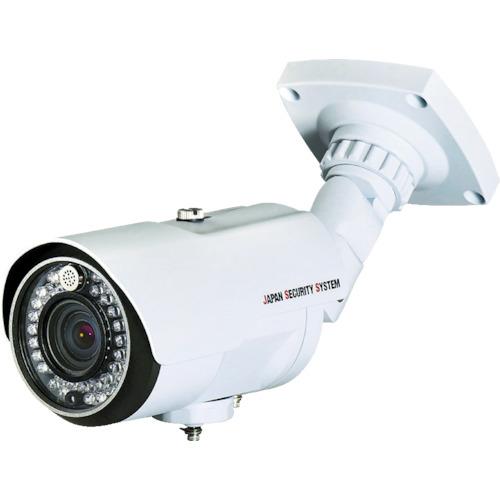 日本防犯システム AHD対応2.2メガピクセル屋外IRカメラ JS-CA1020