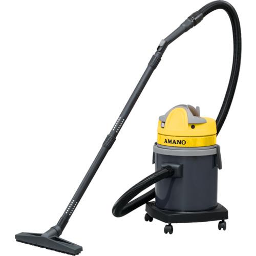 【直送】【代引不可】アマノ 業務用乾湿両用掃除機(乾式・湿式兼用) 27L JW-30