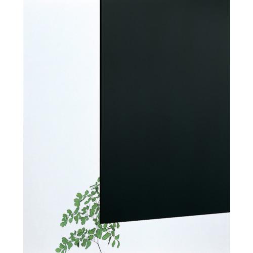 光 アクリルキャスト板 黒 3X1860X930 穴ナシ KAC9183-7