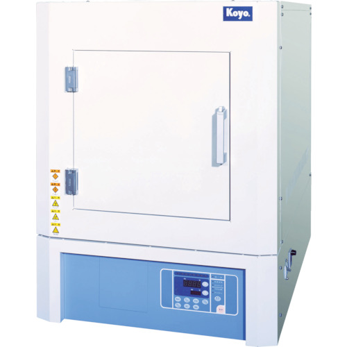 【直送】【代引不可】光洋サーモシステム 小型ボックス炉 1250℃シリーズ プログラマ仕様 KBF542N1