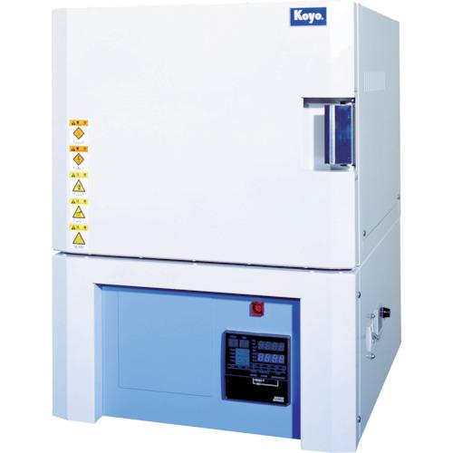 【直送】【代引不可】光洋サーモシステム 小型ボックス炉 1700℃シリーズ 高性能プログラマ仕様 KBF624N1