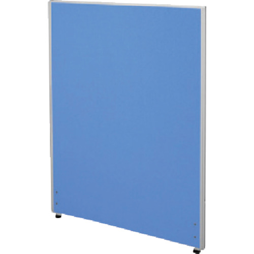 IRIS(アイリスチトセ) パーティション W800XH1200 ブルー KCPZ-12-8012-BL