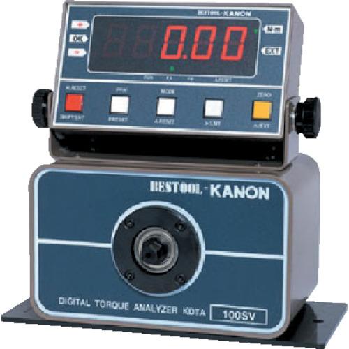 カノン(中村製作所) セパレート型デジタルトルクアナライザー KDTA-N10SV