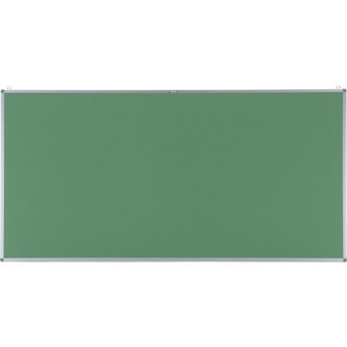【直送】【代引不可】TRUSCO(トラスコ) 掲示板 ピン専用 900X1800グリーン KE-36SG