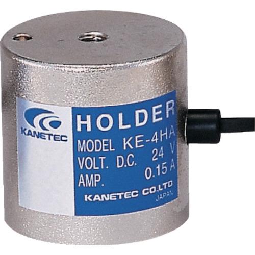 【セール期間中ポイント2~5倍!】カネテック ハイブリット電磁ホルダー φ40XH40 KE-4HA