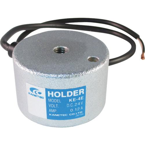 カネテック 薄形電磁ホルダー φ60XH30 KE-6E