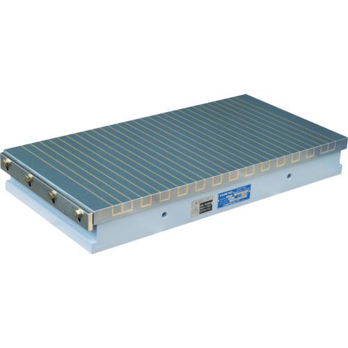【直送】【代引不可】カネテック 角形電磁チャック 1000X400X85 KET-40100F