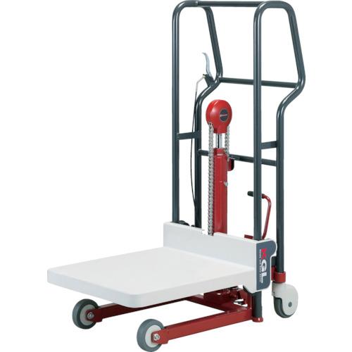 品質が完璧 KGL45H:工具屋のプロ カンガルリフター 店 450kg 【直送】【】ビシャモン(スギヤス) 足踏み油圧式-DIY・工具
