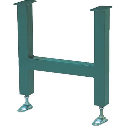 【直送】【代引不可】三鈴 スチール製重荷重用固定脚 KH型支持脚 幅600 呼寸高400 KH-6040