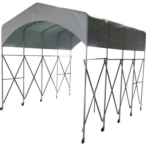 シンヤ(新屋製作所) 集会用ジャバラ式テント ルーパー21 2.5X2.5 KL-250