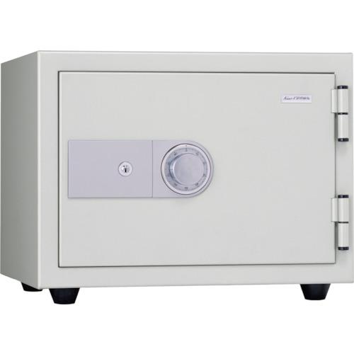 【直送】【代引不可】キング工業 スーパーダイヤル耐火金庫 KMX-20SDA-W