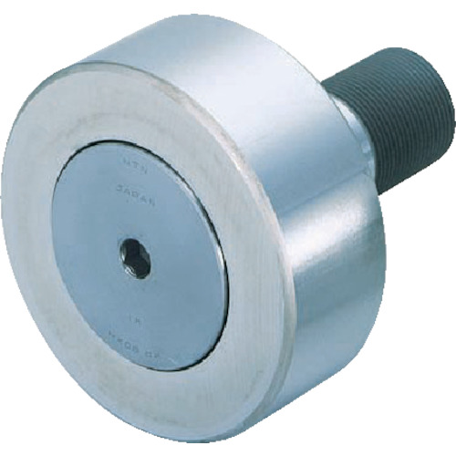 NTN 総ころ形カムフォロア 円筒外輪形 六角穴付 シール付 φ80mm KRV80XLLH