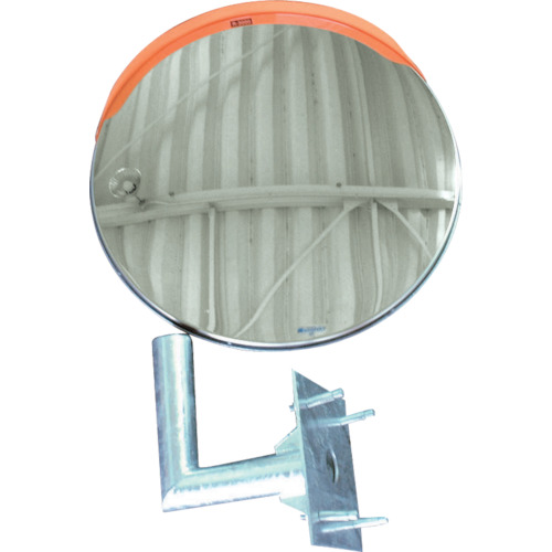 積水化学工業 ジスミラー 壁取付型 一面鏡 ステンレス 600φ KSUS600S-YO