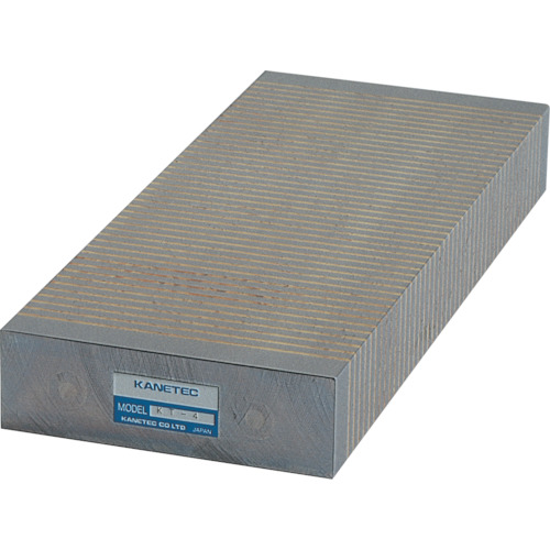 カネテック 角形チャックブロック 125X150X38 KT-3