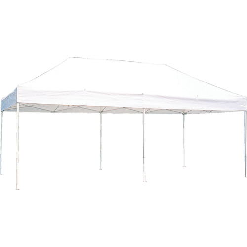 【直送】【代引不可】旭産業 かんたん組立てテント 6.0X3.0 KT-60