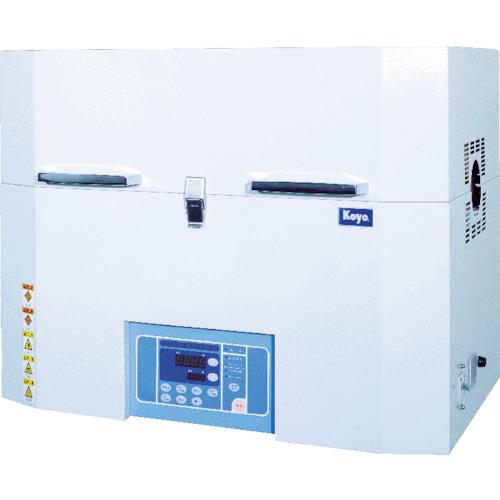 光洋サーモシステム 小型チューブ炉 1100℃シリーズ 1ゾーン制御タイプ プログラマ仕様 KTF035N1