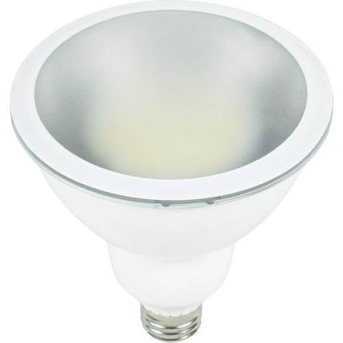 日動工業 LED交換球 ハイスペックエコビック14W E26 電球色 本体白 L14W-E26-W-30K-N
