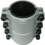 コダマ樹脂 圧着ソケット鋼管直管専用型ロングサイズ40A L40A