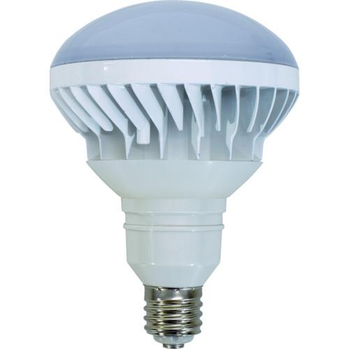 日動(NICHIDO) LED交換球 ハイスペックエコビック40W E39 昼白色 本体白 L40V2-J110-50K