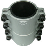 コダマ樹脂 圧着ソケット鋼管直管専用型ロングサイズ50A L50A
