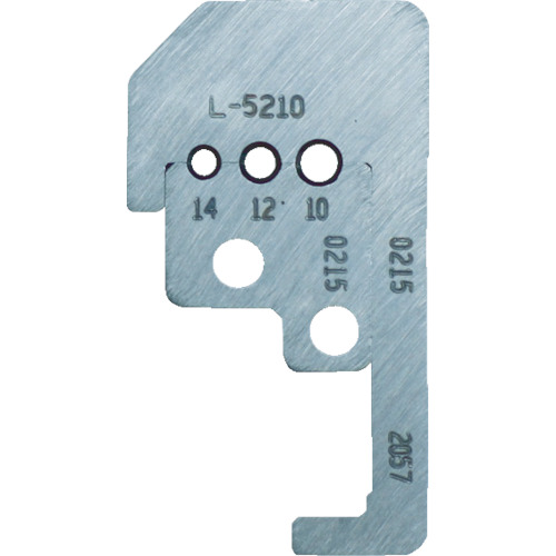 IDEAL(東京アイデアル) カスタムストリッパー替刃 45‐183用 L-5562