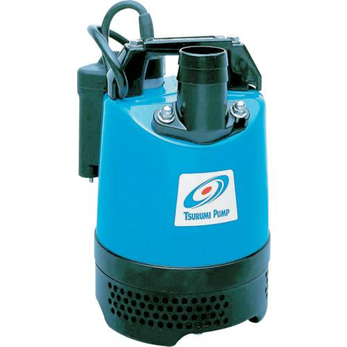 ツルミ(鶴見製作所) 一般工事排水用水中ハイスピンポンプ 自動 100L/min 全揚程6m 50HZ 100V LB-250A 50HZ