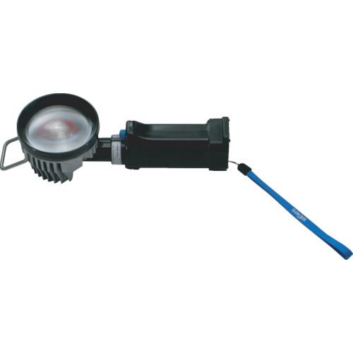 saga(嵯峨電機) 6WLED高光度コードレスライトセット 高演色充電器付 LB-LED6W-FL-RA
