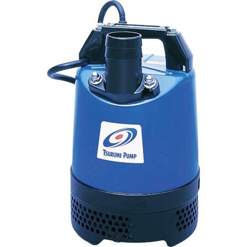 ツルミ(鶴見製作所) 一般工事排水用水中ハイスピンポンプ 非自動 100L/min 全揚程6m 60HZ 200V LBT-250 60HZ