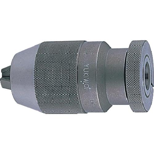 ユキワ精工 キーレスチャック 精密級シルバー JT6 0.5~13.0mm LC13