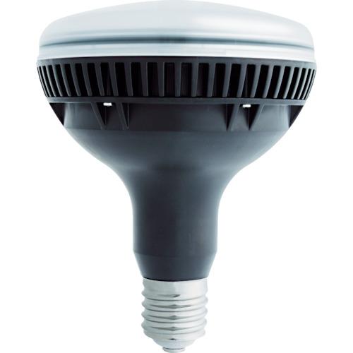 IRIS(アイリスオーヤマ) E39口金 バラストレス水銀灯250W代替 電球色 黒 LDR100-200V29L-H-E39-36BK