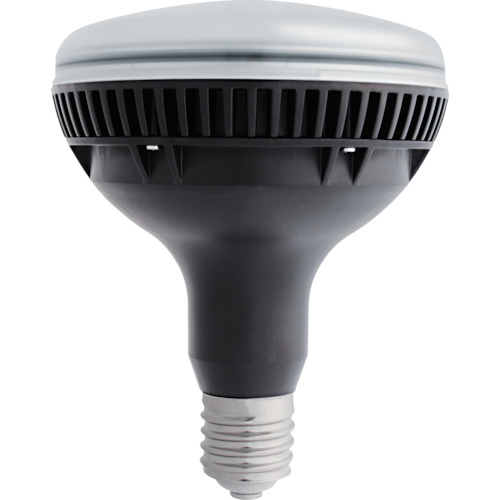 IRIS(アイリスオーヤマ) E39口金 バラストレス水銀灯300W代替 昼光色 黒 LDR100-200V31D-H-E39-40BK