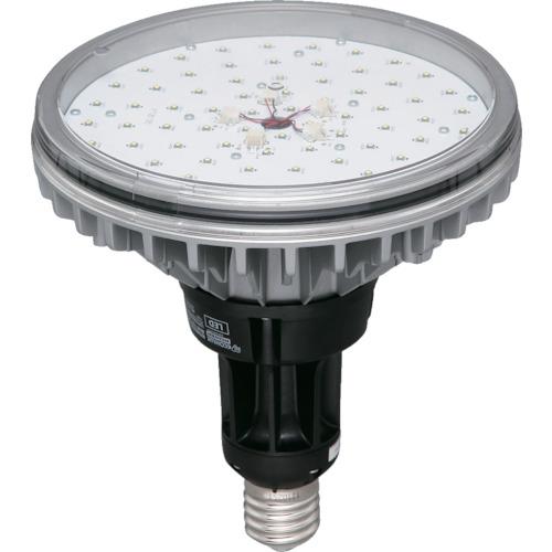 IRIS(アイリスオーヤマ) 高天井用LED E39口金ファンレス 水銀灯250W相当 角120° LDR65N-E39-120
