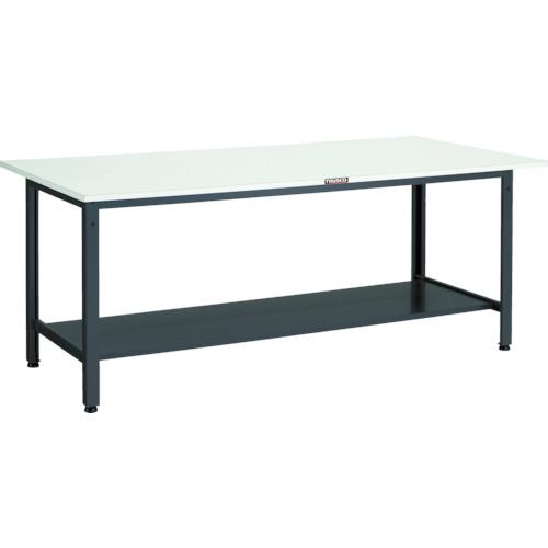 格安新品  【直送】【代引不可】TRUSCO(トラスコ) LEW型軽量作業台 下棚2枚付 ポリ化粧天板 LEWP-1809LT2 1800X900X740 下棚2枚付 1800X900X740 LEWP-1809LT2, オフィス家具のアクティブキュー:e985b3fb --- palmnilsson.se