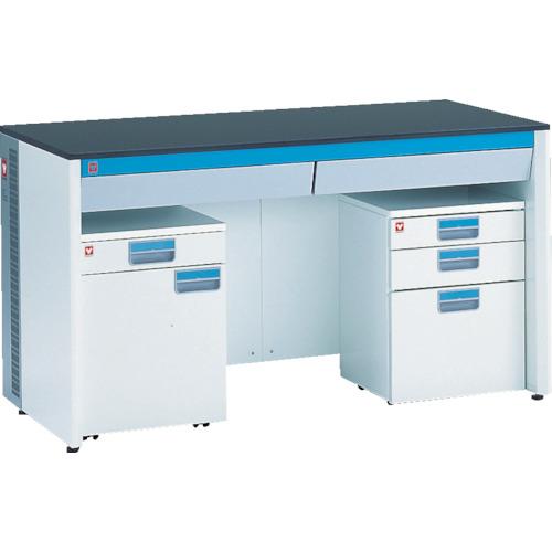 【直送】【代引不可】ヤマト科学 ラボキューブサイド実験台 1500X750X850 LFA157T