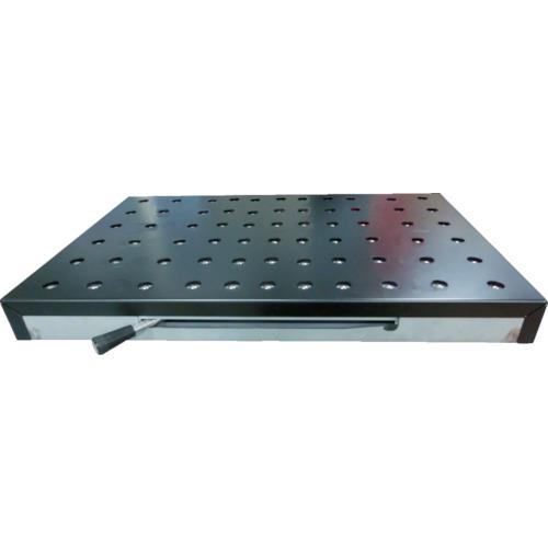 【直送】【代引不可】フリーベア フリーベアテーブル ハンドル昇降タイプ LHFT-450X700
