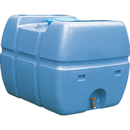 【直送】【代引不可】積水テクノ成型 LL型セキスイ槽 1000L バルブ付 LL-1000