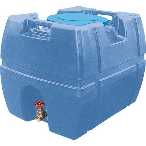 【直送】【代引不可】積水テクノ成型 LL型セキスイ槽 200L バルブ付 LL-200