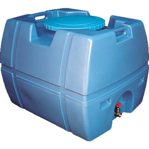 【直送】【代引不可】積水テクノ成型 LL型セキスイ槽 500L バルブ付 LL-500