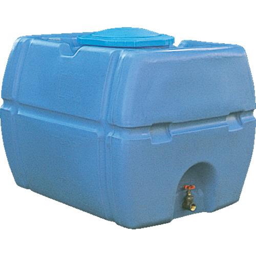 【直送】【代引不可】積水テクノ成型 LL型セキスイ槽 600L バルブ付 LL-600