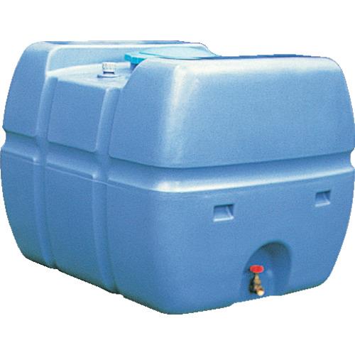 【直送】【代引不可】積水テクノ成型 LL型セキスイ槽 800L バルブ付 LL-800