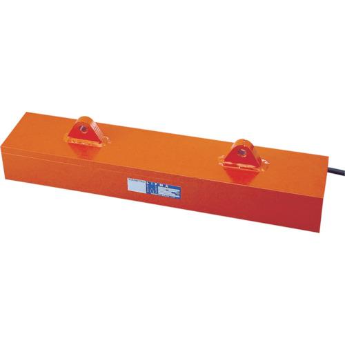 【直送】【代引不可】カネテック 小形角形電磁リフマ 鋼板400kg LM-1020