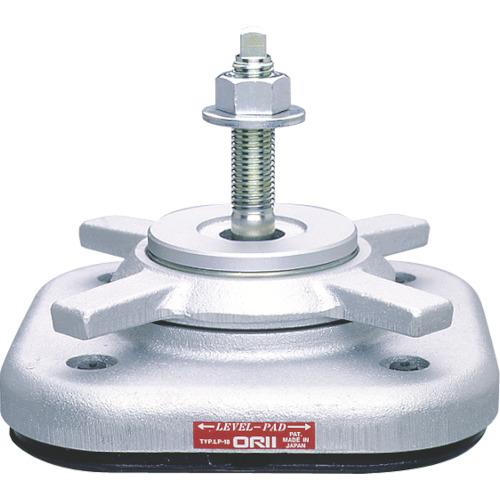 オリイメック レベルパット防振装置 許容荷重1200kg LP-12