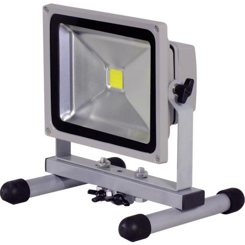 日動(NICHIDO) LED作業灯 30W 床スタンド式 LPR-S30MSH-3ME